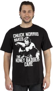 Chuck Norris Honey Badger