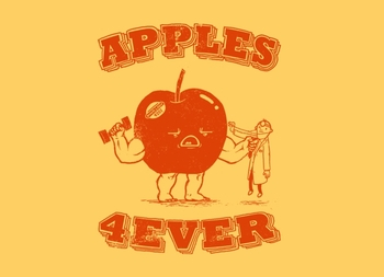 Apple A Day Tee