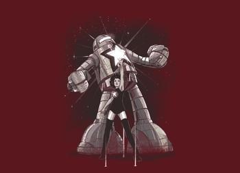 Star Power Robot