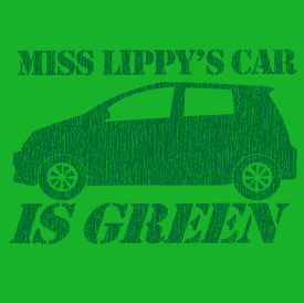 Miss Lippys Car Is Green Billy Madison