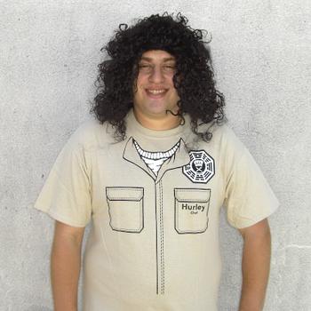 Hurley Reyes Dharma Initiative Costume
