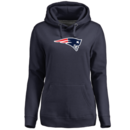 Women's New England Patriots Design Your Own Pullover Hoodie