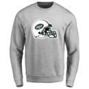Men's New York Jets Design Your Own Crewneck Sweatshirt