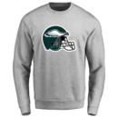 Men's Philadelphia Eagles Design Your Own Crewneck Sweatshirt