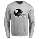 Men's Pittsburgh Steelers Design Your Own Crewneck Sweatshirt