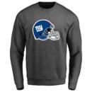 Men's New York Giants Design Your Own Crewneck Sweatshirt