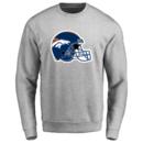 Men's Denver Broncos Design Your Own Crewneck Sweatshirt