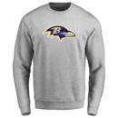 Men's Baltimore Ravens Design Your Own Crewneck Sweatshirt