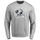 Men's Oakland Raiders Design Your Own Crewneck Sweatshirt