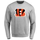 Men's Cincinnati Bengals Design Your Own Crewneck Sweatshirt