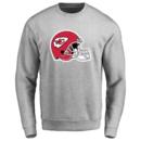 Men's Kansas City Chiefs Design Your Own Crewneck Sweatshirt
