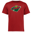 Men's Minnesota Wild Design Your Own Short Sleeve T-Shirt-