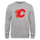 Men's Calgary Flames Design Your Own Crewneck Sweatshirt