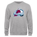 Men's Colorado Avalanche Design Your Own Crewneck Sweatshirt