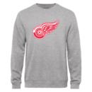 Men's Detroit Red Wings Design Your Own Crewneck Sweatshirt
