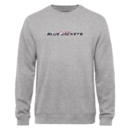 Men's Columbus Blue Jackets Design Your Own Crewneck Sweatshirt