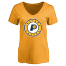 Indiana Pacers Women's Design Your Own Short Sleeve V-Neck T-Shirt