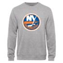 Men's New York Islanders Design Your Own Crewneck Sweatshirt