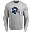 Men's Seattle Seahawks Design Your Own Crewneck Sweatshirt