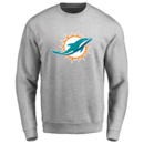 Men's Miami Dolphins Design Your Own Crewneck Sweatshirt