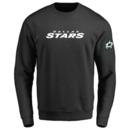 Men's Dallas Stars Design Your Own Crewneck Sweatshirt