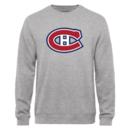 Men's Montreal Canadiens Design Your Own Crewneck Sweatshirt