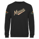 Men's Minnesota Wild Design Your Own Crewneck Sweatshirt