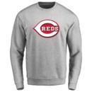 Men's Cincinnati Reds Design Your Own Crewneck Sweatshirt