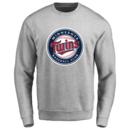 Men's Minnesota Twins Design Your Own Crewneck Sweatshirt