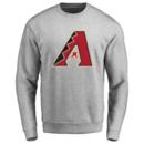Men's Arizona Diamondbacks Design Your Own Crewneck Sweatshirt