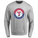 Men's Texas Rangers Design Your Own Crewneck Sweatshirt