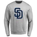 Men's San Diego Padres Design Your Own Crewneck Sweatshirt