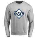 Men's Tampa Bay Rays Design Your Own Crewneck Sweatshirt