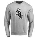 Men's Chicago White Sox Design Your Own Crewneck Sweatshirt