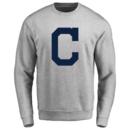 Men's Cleveland Indians Design Your Own Crewneck Sweatshirt