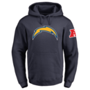 Men's Los Angeles Chargers Design Your Own Hoodie