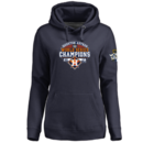 Houston Astros Women's 2017 World Series Champions Design Your Own Pullover Hoodie