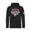 Houston Astros Youth 2017 World Series Champions Design Your Own Pullover Hoodie
