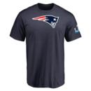 Men's New England Patriots Design Your Own T-Shirt-