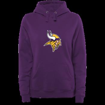 Women's Minnesota Vikings Design Your Own Pullover Hoodie