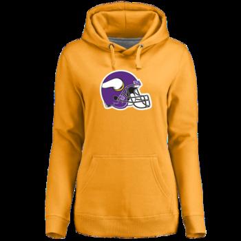 Women's Minnesota Vikings Design Your Own Hoodie