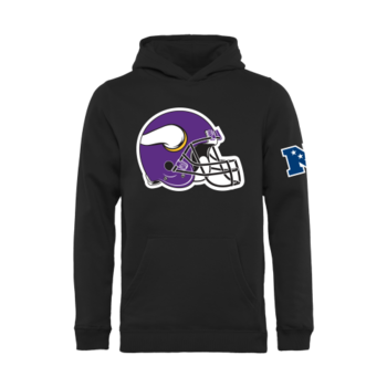 Youth Minnesota Vikings Design Your Own Hoodie