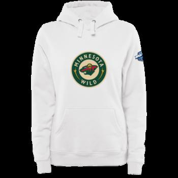 Women's Minnesota Wild Design Your Own Hooded Sweatshirt