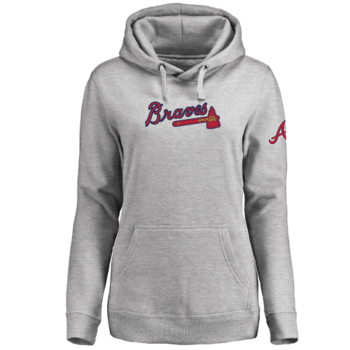 Women's Atlanta Braves Design Your Own Hoodie