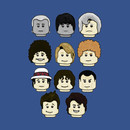 Lego Who T-Shirt