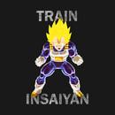 Vegeta Train Insaiyan T-Shirt