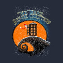 TARDIS BEFORE CHRISTMAS T-Shirt