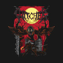 Unofficial Witcher Metal Band Tee T-Shirt