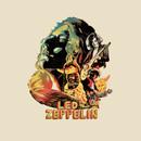 Zeppelin on Fire T-Shirt