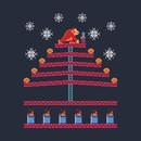 Kongmas Tree - DK Christmas Ugly Sweater T-Shirt
